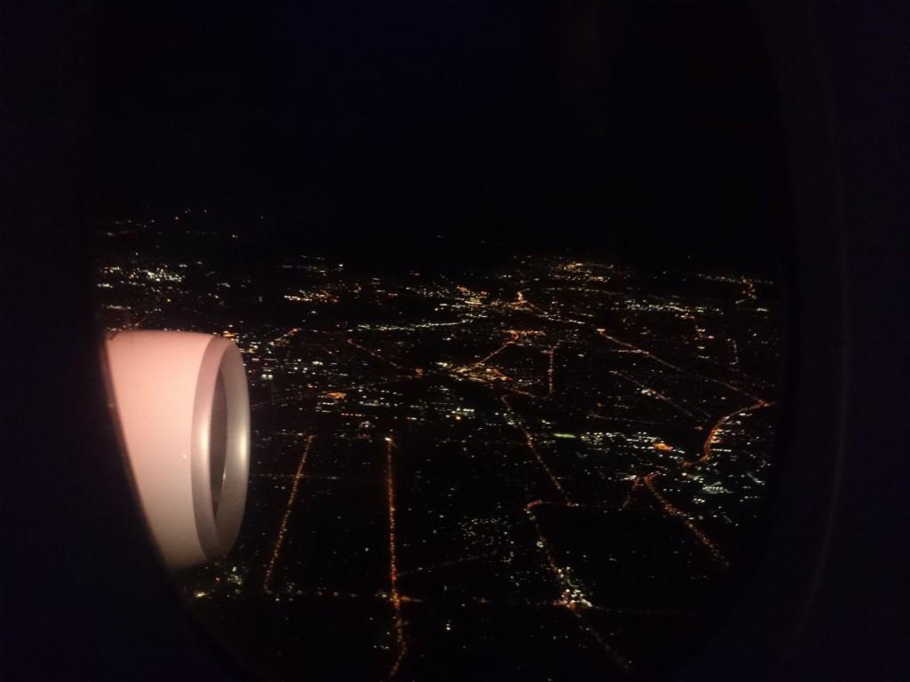 Sydney bei Nacht - Da fiel uns der Abschied schon sehr schwer